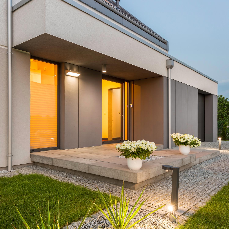 Favorit Stimmungsvolle Gartenbeleuchtung - Zukunft Bauen CK01